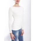 RINASCIMENTO Jersey T-shirt WHITE Art. CFC0072324003