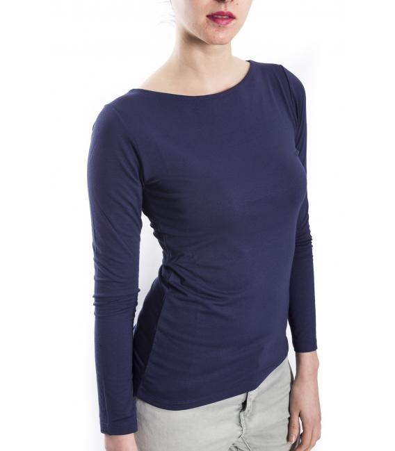 RINASCIMENTO Jersey T-shirt BLUE Art. CFC0072324003