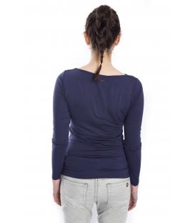 RINASCIMENTO Maglia T-shirt BLU Art. CFC0072324003