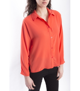 Camicia DONNA con bottoni CORALLO Art. 9140