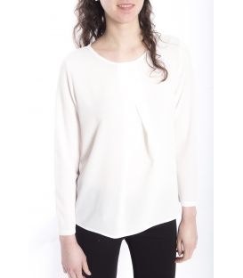 Jersey WOMAN long sleeve WHITE Art. 6077