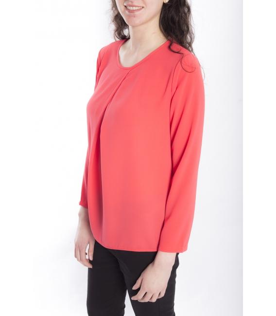 Jersey WOMAN long sleeve CORAL Art. 6077