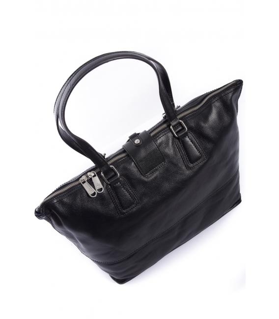 LA MARTINA Stirling Shopping bag BLACK Art. 281.004