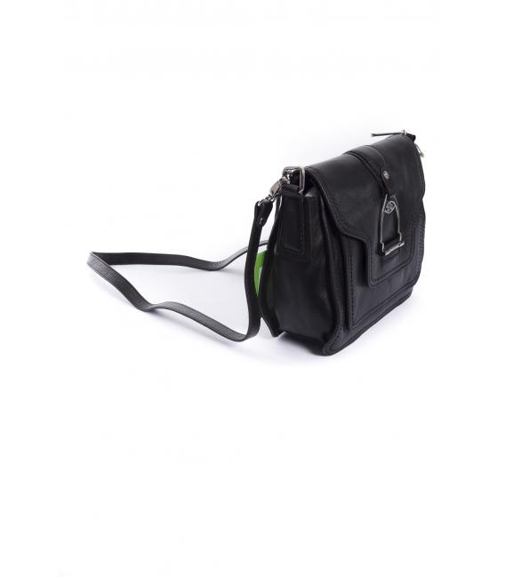 LA MARTINA Stirling small shoulder bag BLACK Art. 281.001