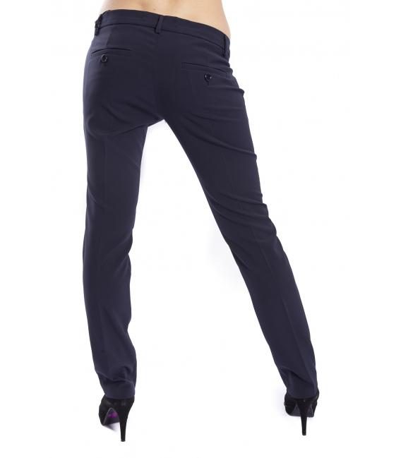 DENNY ROSE Pants BLUE Art. 63DR12016