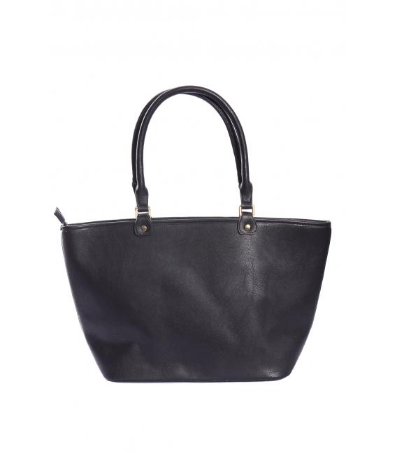 ARTE A SPASSO Bag with eco-leather details FANTASY lilla