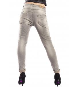 MARYLEY Jeans woman boyfriend baggy DENIM Art. B60S/G54