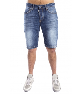 ANTONY MORATO Bermuda Short sonny regular DENIM DARK MMDS00019