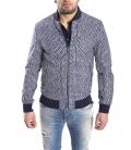 ANTONY MORATO Jacket double face + zip BLU MARINE MMCO00295