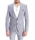 ANTONY MORATO Jacket with micro check print INDACO MMJA00226