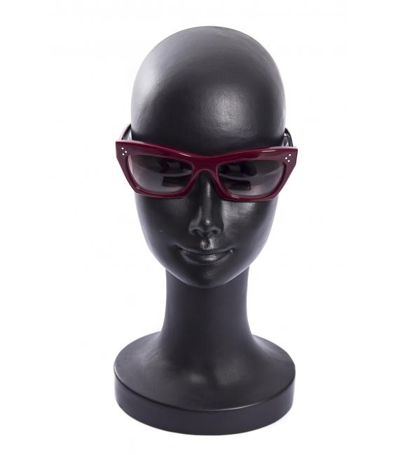 CELINE Sun glasses woman BORDEAUX Art. CL41802