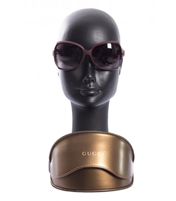 GUCCI Sun glasses woman BORDEAUX Art. GG3512/S