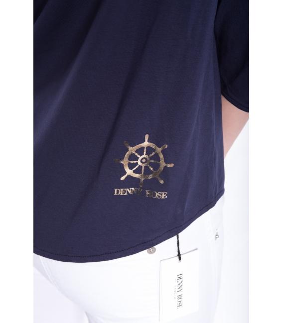 DENNY ROSE Blouse / Top BLUE 63DR16027