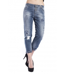 MARYLEY Jeans boyfriend baggy DENIM Art. B545/G56
