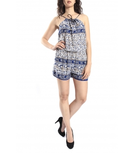Tuta/ Jumpsuit FANTASY BLUE art. 003-01