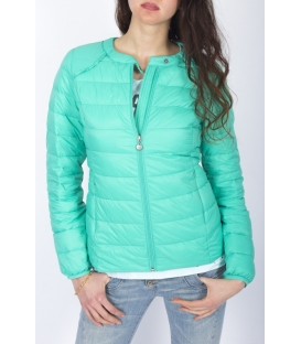 PLEASE padded jacket with zip ACQUA V4036M050 NEW