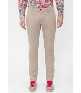 ANTONY MORATO Trousers Chino super slim in cotton BEIGE MMTR00074 NEW