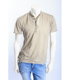 ANTONY MORATO T-shirt con bottoni SAFARI MMKS00307 NEW