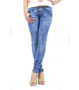 PLEASE jeans slim fit 3 buttons DENIM P83ABQ2QG NEW