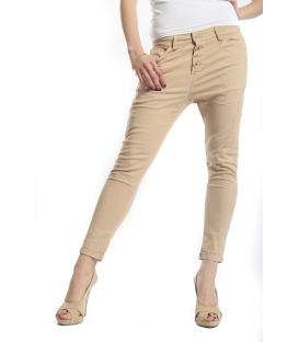 FIRE jeans cotton stretch baggy color P78 7020 CANDID GINGER