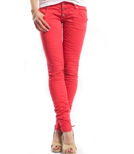 PLEASE jeans 3 buttons slim fit CORALLO P83ACV94U OLD + 3D NEW