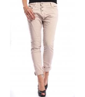 PLEASE jeans boyfriend baggy 3 buttons CIPRIA OLD+3D P78ACV94U NEW
