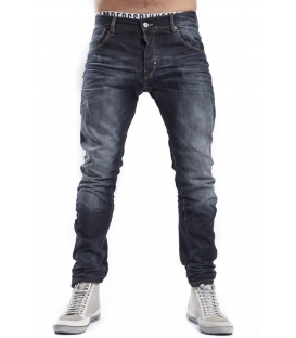 ANTONY MORATO Jeans craig loose tapared DARK DENIM MMDT00095 NEW