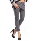 PLEASE jeans boyfriend baggy 3 buttons COLOR P78 COAL new fabric 14-15