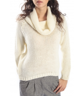 PLEASE sweater in wool PANNA M45940050 NEW