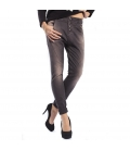 MARYLEY jeans boyfriend 4 buttons BROWN 41B55F FALL/WINTER 14-15 MADE IN ITALY