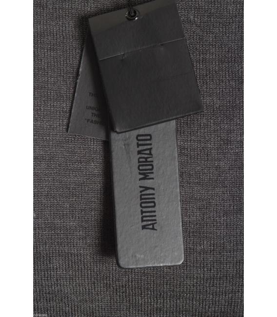 ANTONY MORATO maglia (cardigan) art MMSW00213 GRIGIO MELANGE