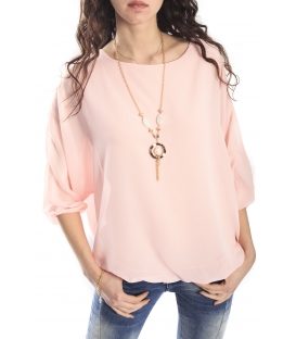 SLIDE OF LIFE Blouse PINK NEW COLLECTION SPRING 2015