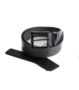ANTONY MORATO Cintura in pelle CEMENTO MMBE00160 NEW