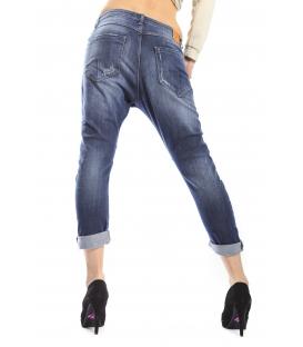 525 by Einstein jeans boyfriend 4 bottoni DENIM P554529 NEW