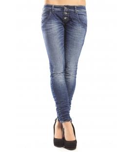 PLEASE jeans 3 buttons slim fit P83 DENIM NEW