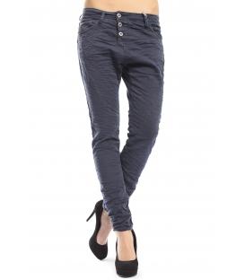 PLEASE Jeans boyfriend baggy P78 585 color